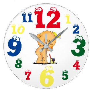 Relógio Grande Crianças