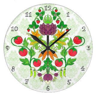 Relógio Grande Damasco fresco do mercado