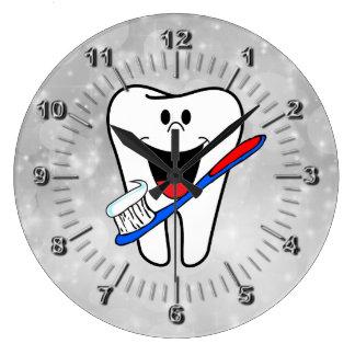 Relógio Grande Dentista