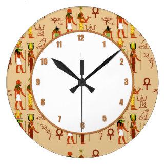 Relógio Grande Deuses e deusas egípcios
