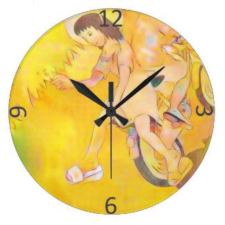 Relógio Grande Dias inocentes