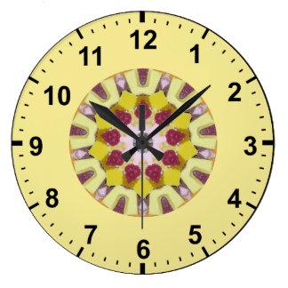 Relógio Grande Doces doces, Fractal ordenadamente embalado