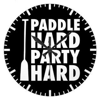 Relógio Grande Duro da pá, duro do partido