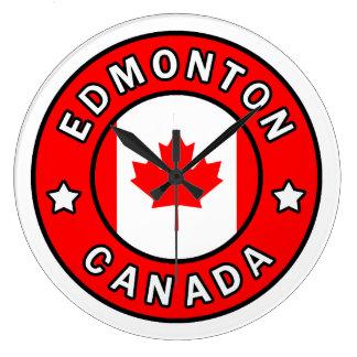 Relógio Grande Edmonton Canadá