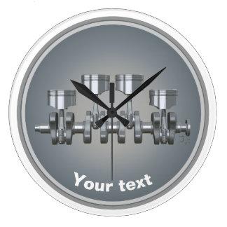 Relógio Grande Eixo de manivela do pistão