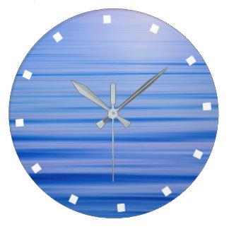 Relógio Grande Elevadores da névoa da manhã do canal | Seabeck da