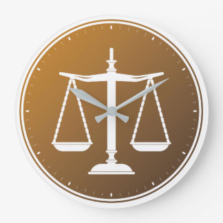 Relógio Grande Escalas de justiça