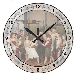 Relógio Grande Esporte - encaixotamento - punhos da fúria 1924