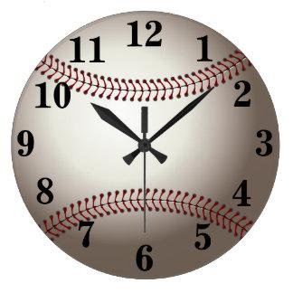 Relógio Grande Esportes do basebol