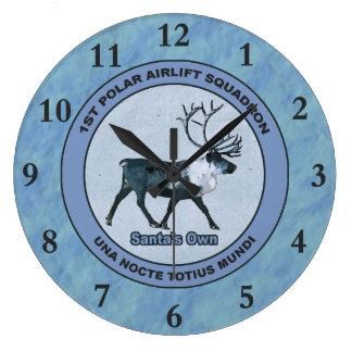 Relógio Grande Esquadrões polares do transporte aéreo do papai