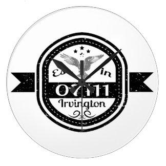Relógio Grande Estabelecido em 07111 Irvington
