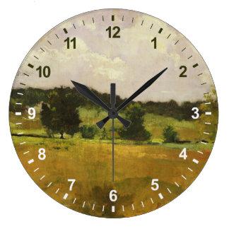 Relógio Grande Estudo da paisagem