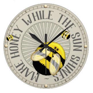 Relógio Grande Faça a apicultura do mel