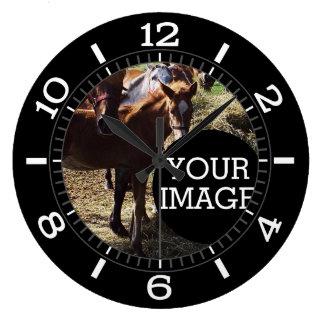 Relógio Grande Faça ao seus próprios aqui o seletor à moda em a