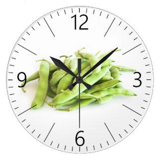 Relógio Grande Feijões de corredor
