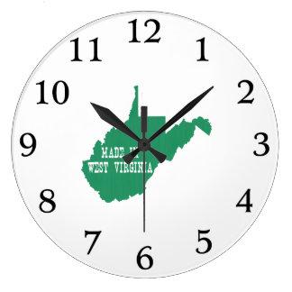 Relógio Grande Feito em West Virginia