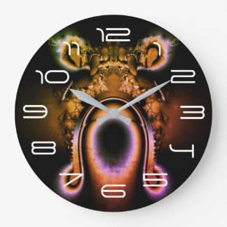 Relógio Grande Fractal