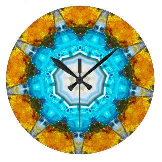Relógio Grande Fractal de Sputnik