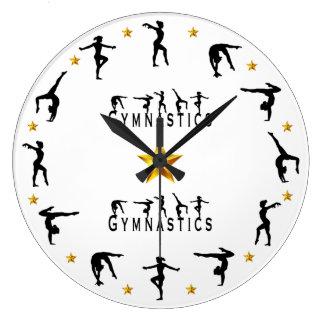 Relógio Grande Ginástica - fêmea