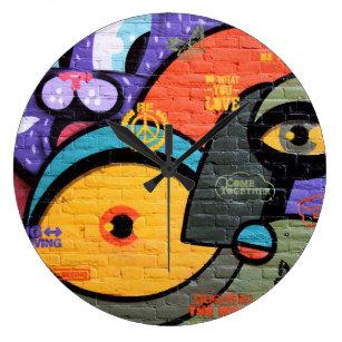 d5890e76def Relógio Grande Grafites de Amsterdão