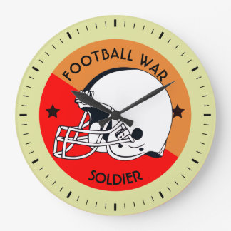 Relógio Grande Guerreiro do futebol