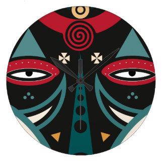 Relógio Grande guerreiro do maasai