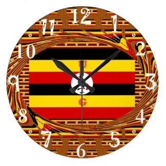 Relógio Grande Hakuna surpreendente bonito Matata Uganda bonito