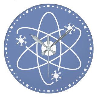 Relógio Grande Humor nuclear do inverno