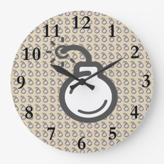 Relógio Grande Ícone da bomba