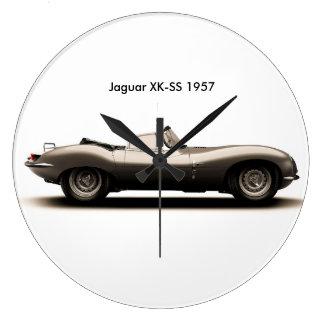 Relógio Grande Imagem clássica do carro para o