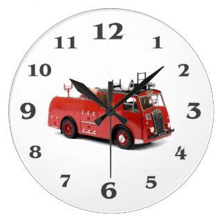 Relógio Grande Imagem da viatura de incêndio para (o grande)