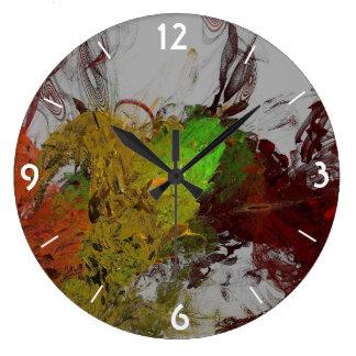 Relógio Grande Invasão da cor
