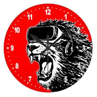 Relógio Grande Leão de VR