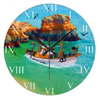 Relógio Grande © MARIA MADRUGAS 141 Portugal_Portugal Barco de  P