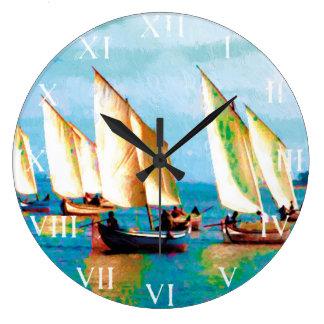 Relógio Grande © MARIA MADRUGAS 143 Pequenos Veleiros