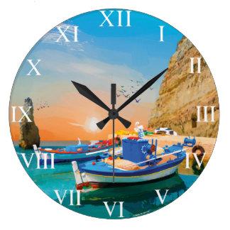 Relógio Grande © MARIA MADRUGAS 145  Portugal Barcos de pesca