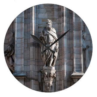 Relógio Grande Monumento da arquitetura da estátua da abóbada da