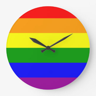Relógio Grande MyPride365 - PRINCÍPIOS - pulso de disparo do
