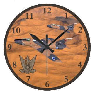 Relógio Grande Mystères super israelita sobre o deserto