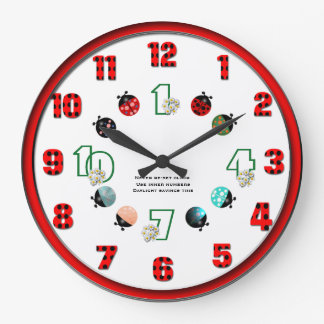 Relógio Grande Nunca restaure