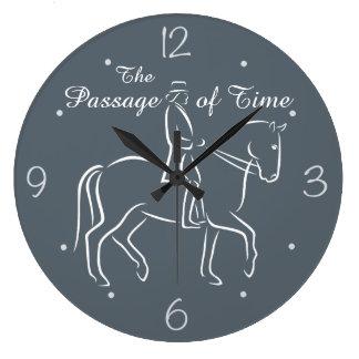 Relógio Grande O adestramento do passagem do tempo