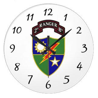 Relógio Grande ò batalhão - 75th regimento de guarda florestal -