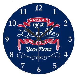 Relógio Grande o de 80 anos o mais adorável do mundo do