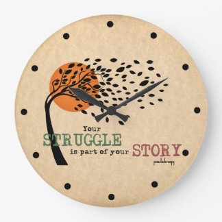 Relógio Grande O esforço é parte de sua história: Citações da