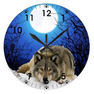Relógio Grande O observador