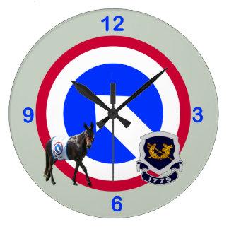 Relógio Grande ø Pulso de disparo do ENTALHE do CST