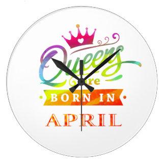 Relógio Grande O Queens é em fevereiro presente de aniversário