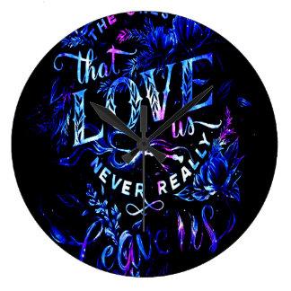 Relógio Grande O sonho do amante de esses que nos amam