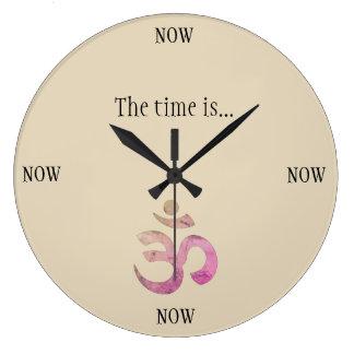 Relógio Grande O tempo é agora pulso de disparo