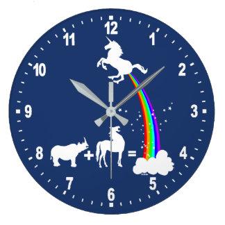 Relógio Grande Origem do unicórnio
